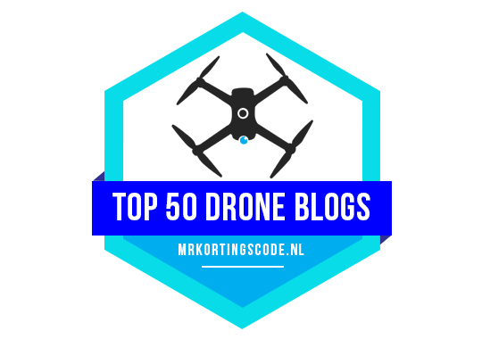 Banners for Top 50 Drone Blogs