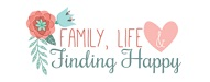 Family, Life and Finding Happy