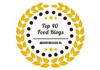 Banners for  Top 40 Food Blogs